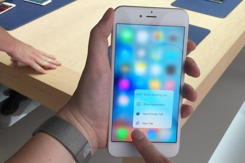 Image result for apple iPhone 6S  3D Experience