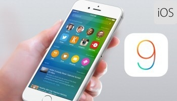 Image result for iphone 6 plus iOS 9
