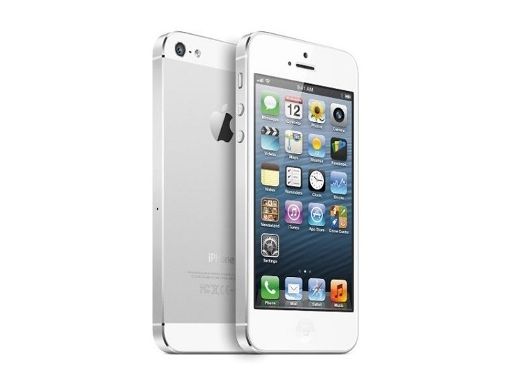 refurbished phone apple iphone 5 16GB+1GB mobile phone iphone5 8MP  original white 2