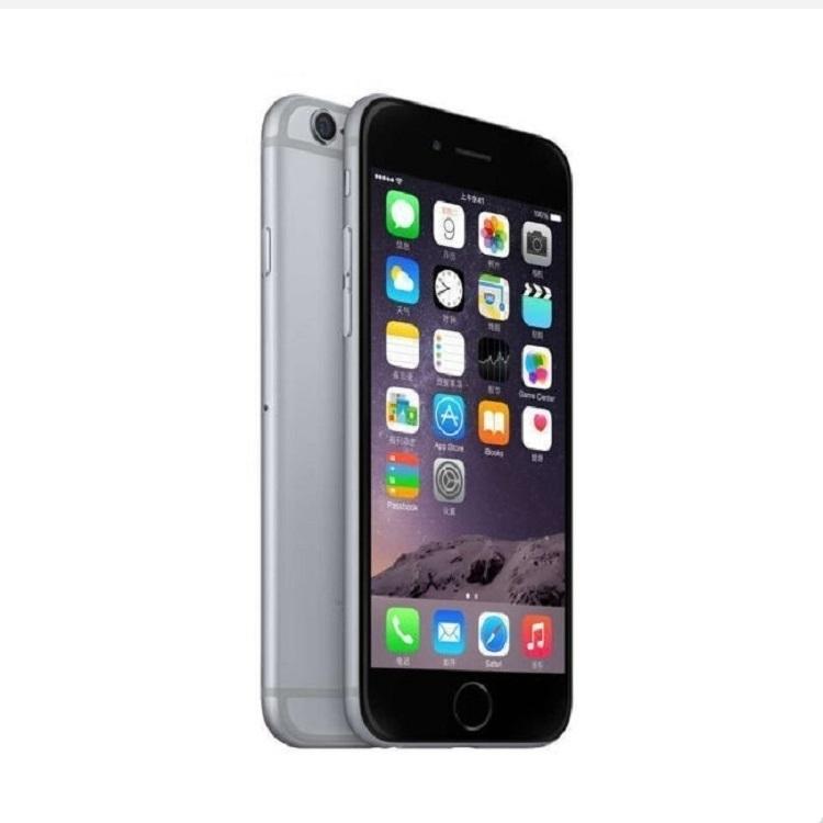 翻新手机iphone 6s 64GB + 2GB 12MP + 5MP 4.7英寸带指纹苹果iphone6s解锁空间灰色3