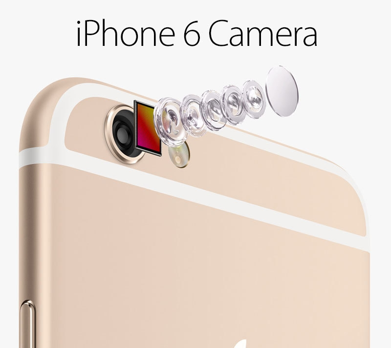 Image result for iphone 6 iSight camera