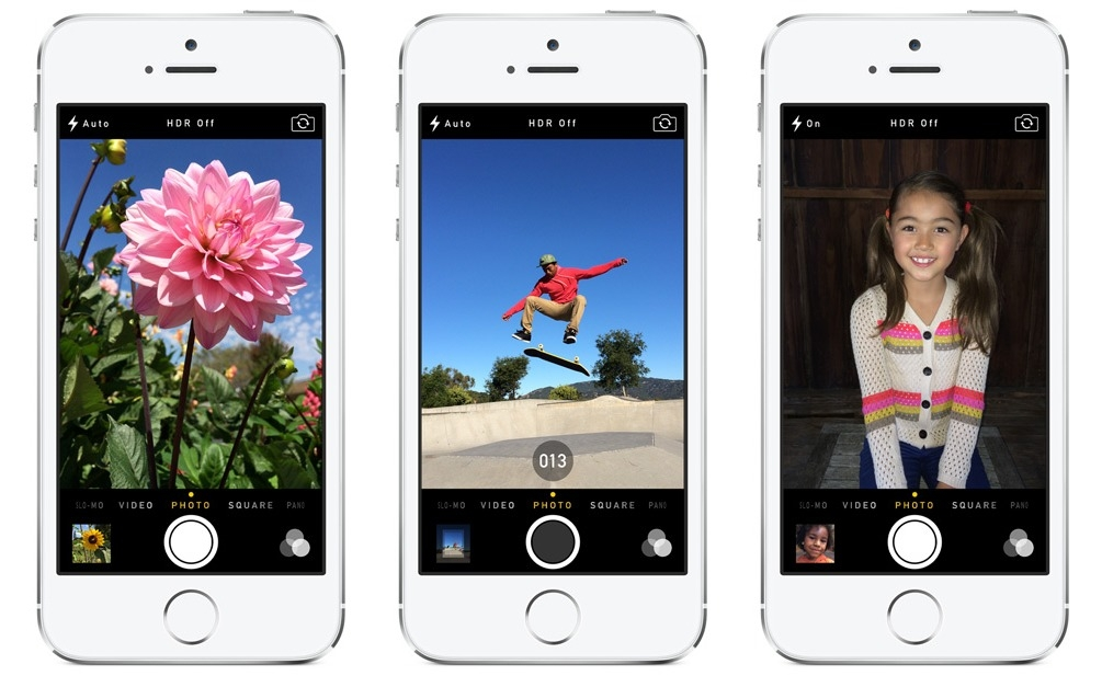 Image result for iphone 5s Facetime HD Camera
