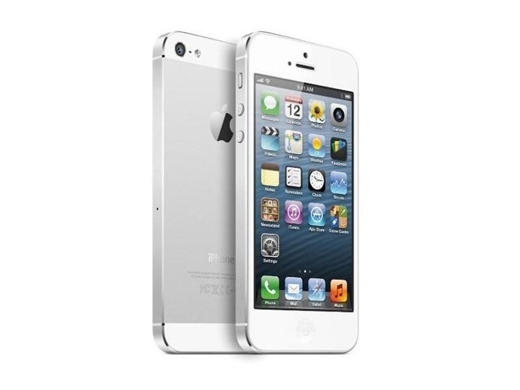 refurbished phone apple iphone 5 16GB+1GB mobile phone iphone5 8MP  original white 2