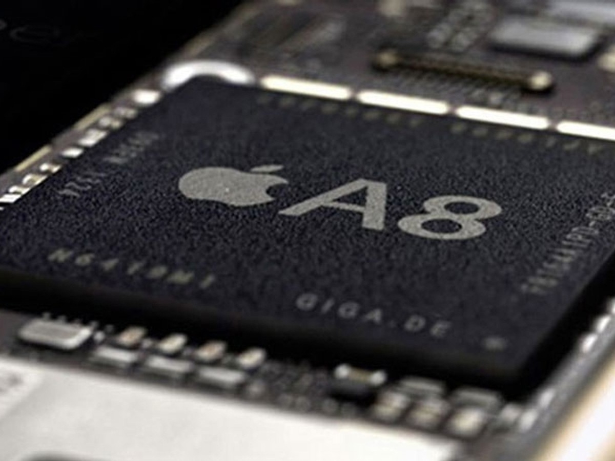 Image result for High Performance A8 Chip