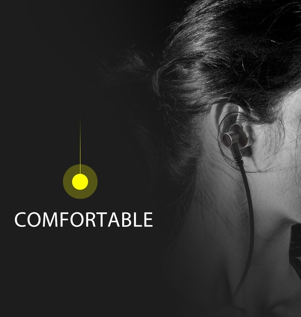 Awei ES 10TY Noise Isolation In-ear HiFi Earphones Headphones- Black