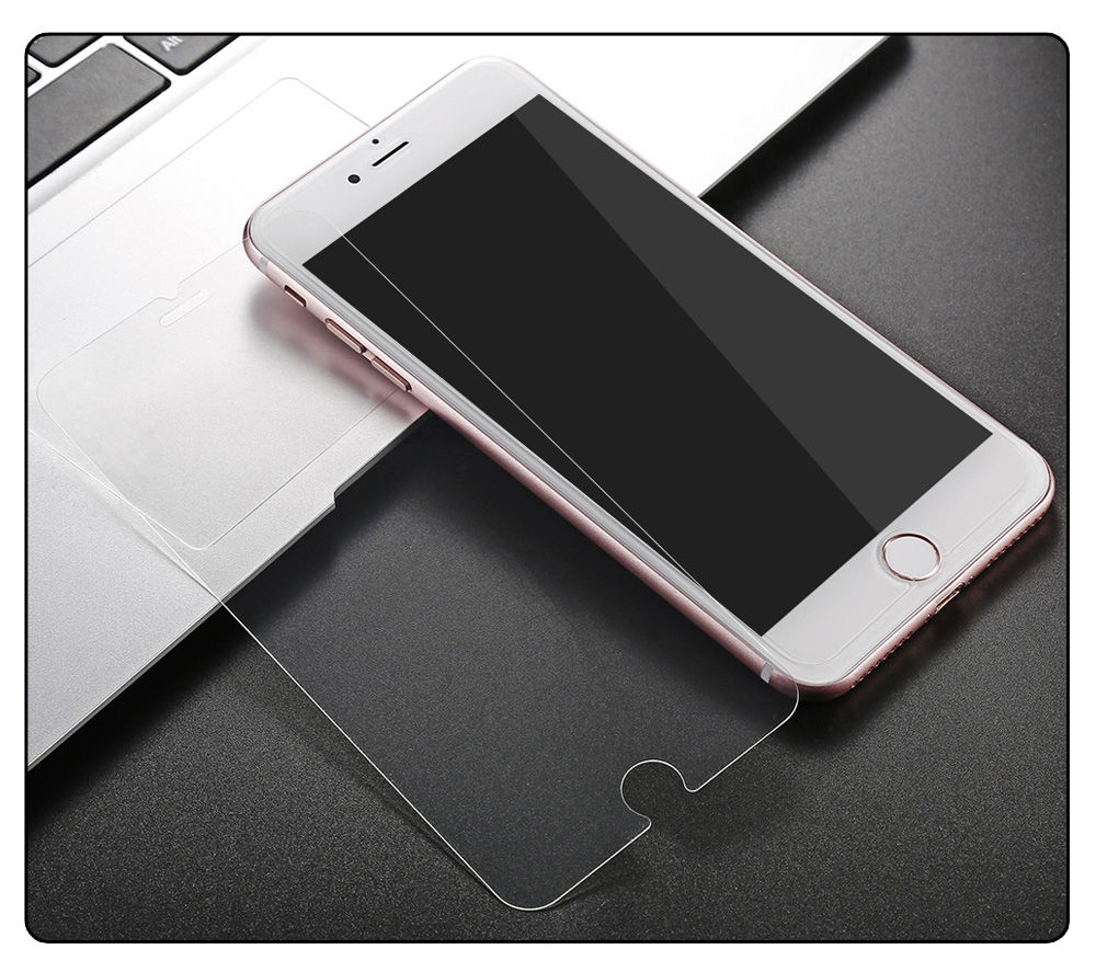 Baseus Tempered Glass Not Full Screen Secondary Hardening Protective Film for iPhone 7 4.7 inch 0.15mm
