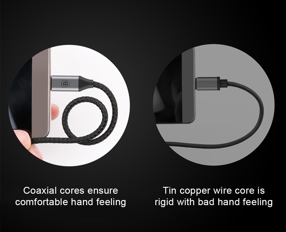 Baseus Video Type-C Male to HDMI Male Adapter Cable 1.8M Aluminum Alloy