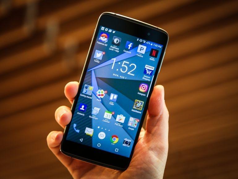 Image result for BlackBerry DTEK50