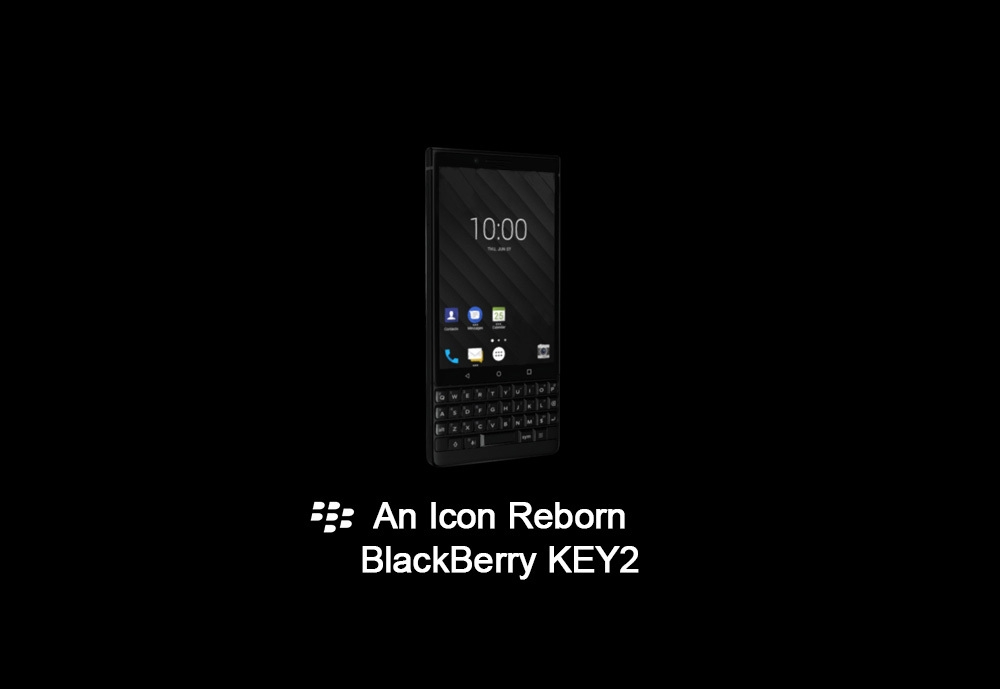 BlackBerry KEY2 4G Smartphone Snapdragon 660 Octa Core 6GB RAM 64GB ROM