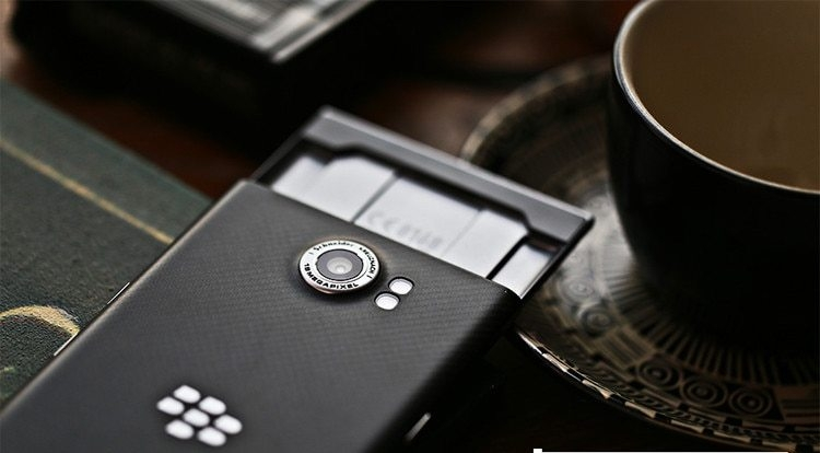 New Original BlackBerry Priv 5.4' Cellphone Android OS 3GB RAM 32GB ROM 18MP Cellphone black 22