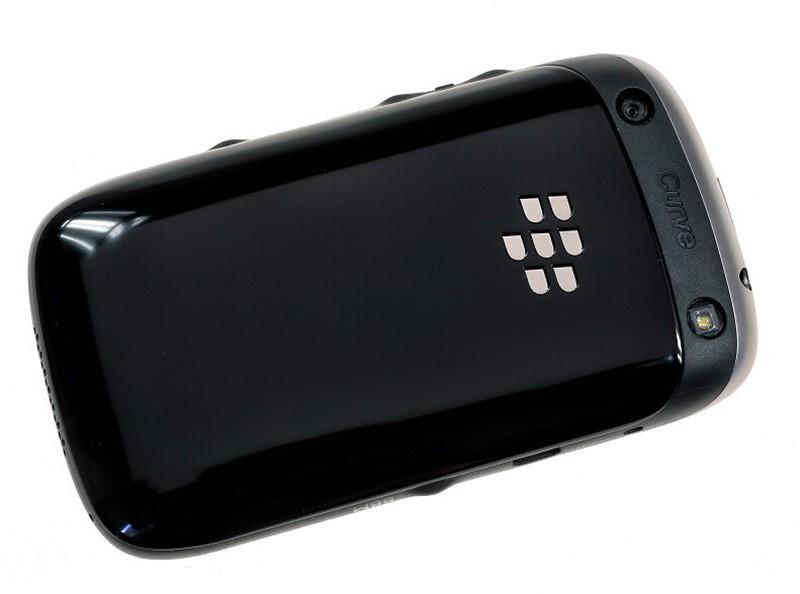 BlackBerry Curve 9320 Original Mobile Phone GPS WIFI GSM 3G Phone QWERTY Keyboard WIFI 3.2MP black 2