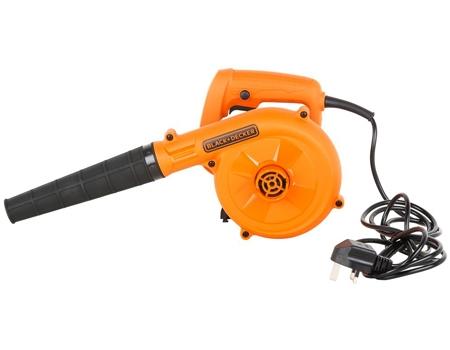 Black and Decker single speed blowerand Decker blower