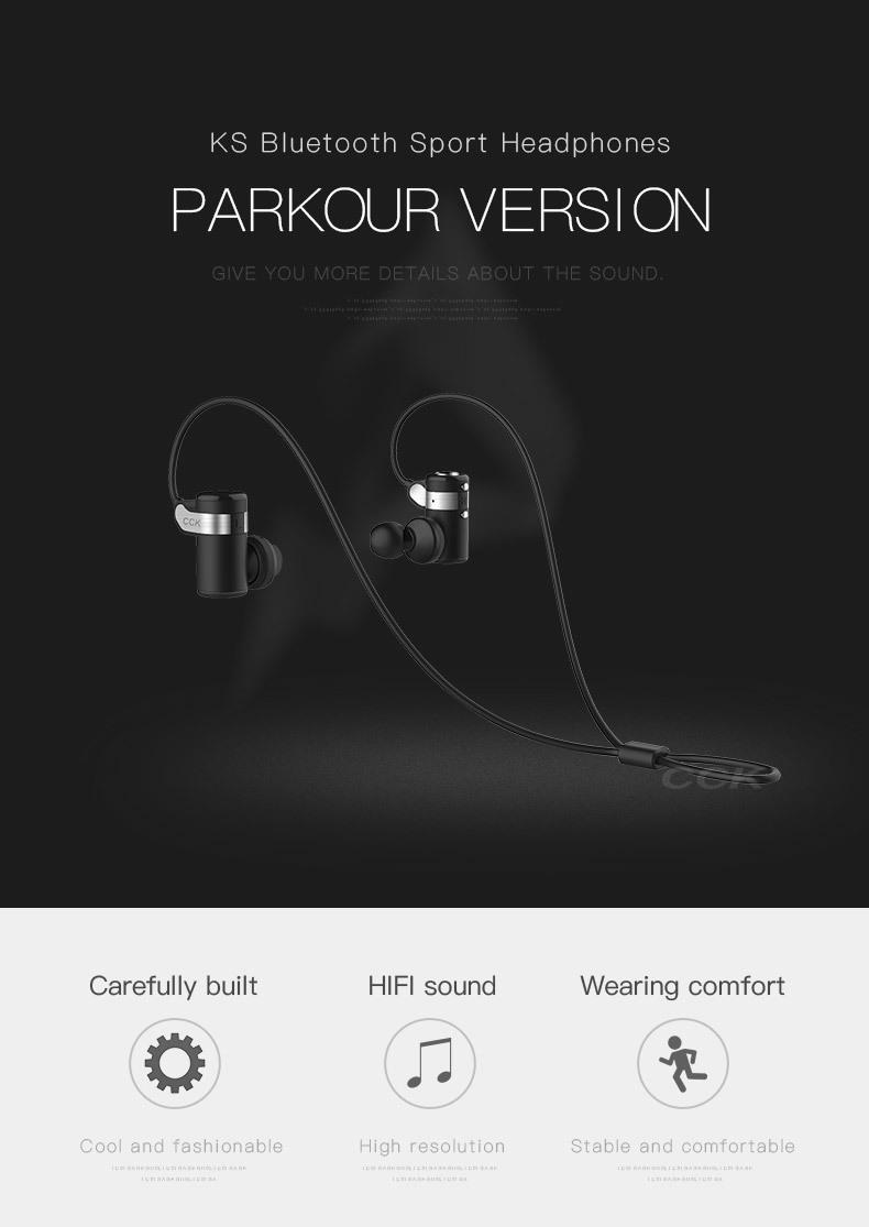 CCK KS Parkour HIFI Wireless Earphones (1)
