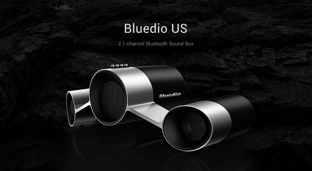 Bluedio US 2.1 Channel Bluetooth Sound Box