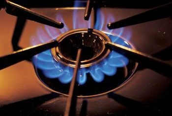 Image result for auto ignition gas stove flame