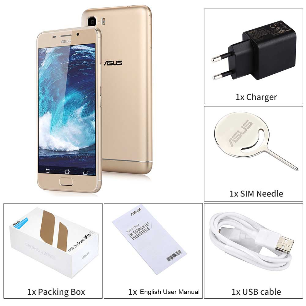 Buy Asus Pegasus 3s Front Touch Id Android 70 3gb Ram 64gb Rom Usb Cable Wiring Diagram Mtk6750 Quad Core 15ghz