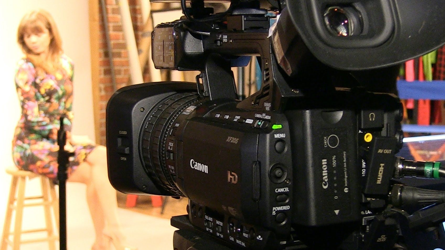 Image result for Canon XF 205