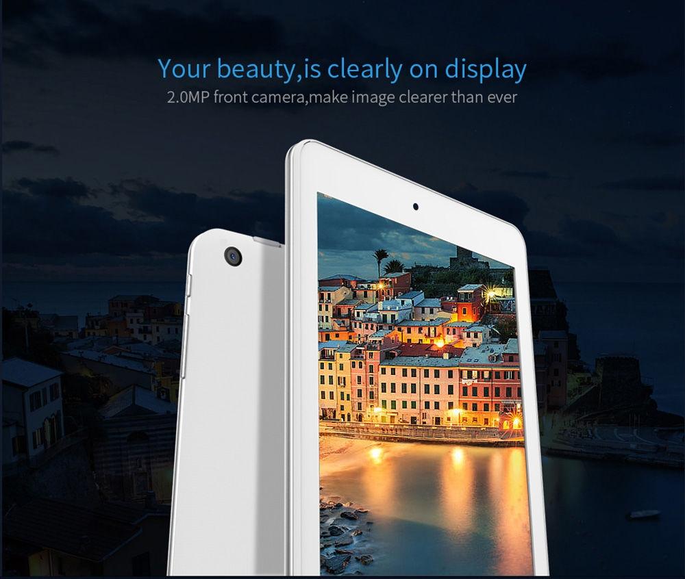 Cube iWork8 Air Pro 8.0 inch Tablet PC Windows 10 + Android 5.1 Intel Cherry Trail X5-Z8350 Quad Core 1.44GHz 2GB RAM 32GB ROM HDMI OTG Cameras