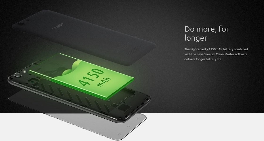 Giant 4150mAh Reliable battery