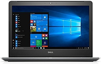 Dell Vostro 5468 14-Inch Laptop - (Grey) (Intel Core i5-7200U 2.5 GHz, 8 GB RAM, 256 GB SSD, Windows 10 Pro)