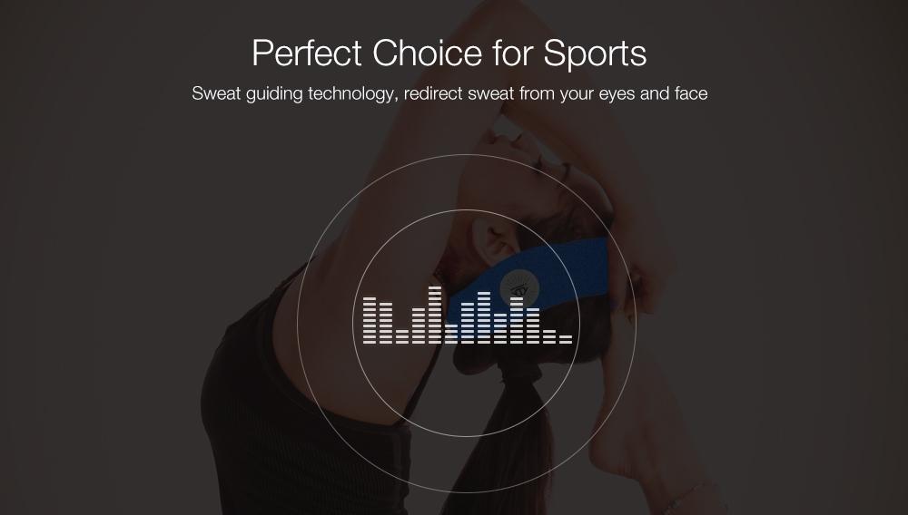 E - WONDERLAND Bluetooth Headband Hands-free Speaker Music Beanie for Sport