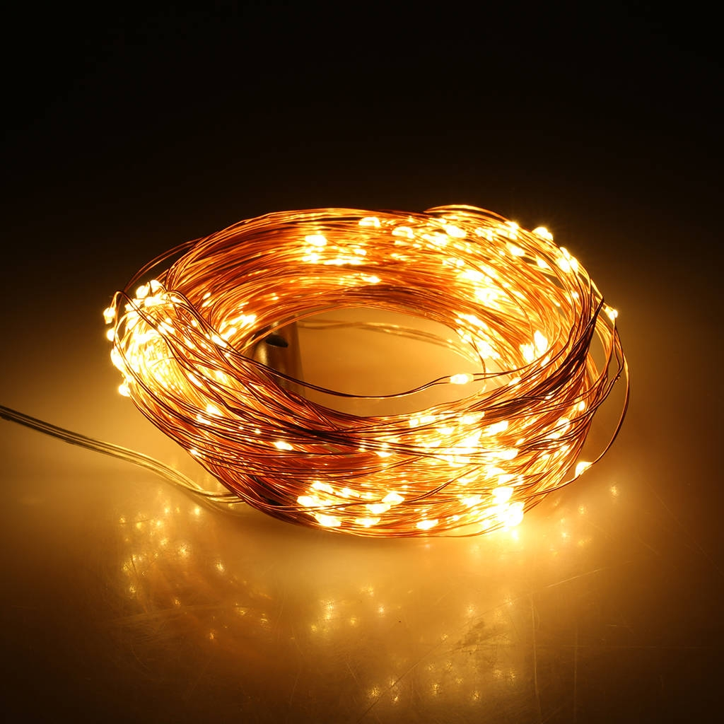 280 led copper wire branch string lights warm white uk. Black Bedroom Furniture Sets. Home Design Ideas