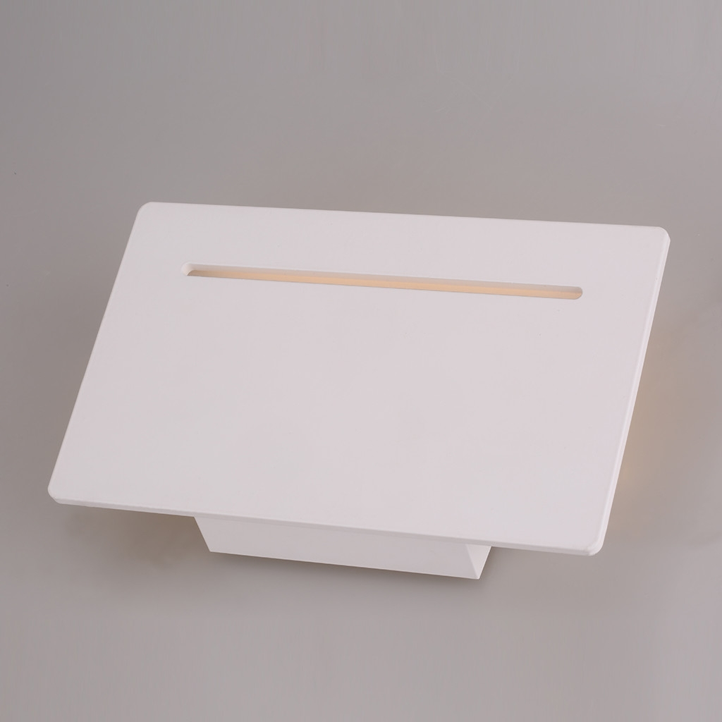 Wall Light Jumia: 5W AC85-265V Flat Wall Sconce Warm White Ceiling Night