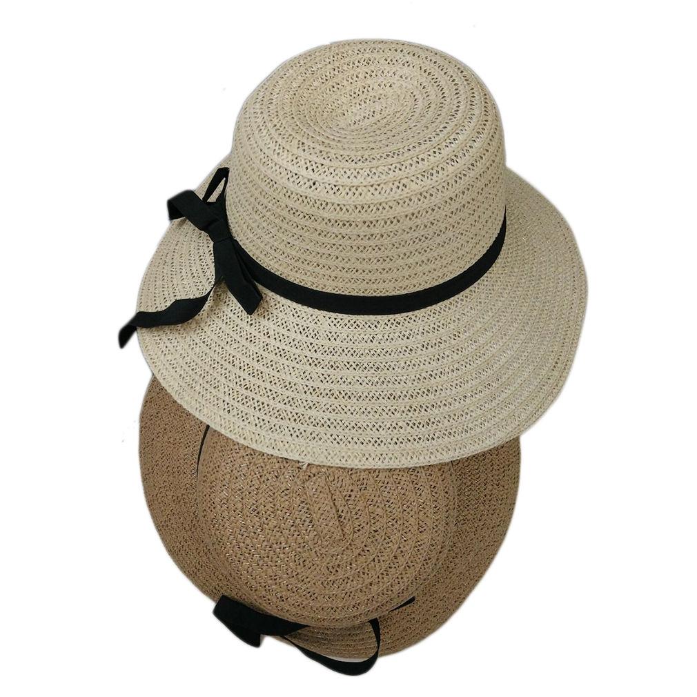 00d998ebf Fashion Fashion Elegant Women Girls Outdoor Sun Hats Caps Summer ...