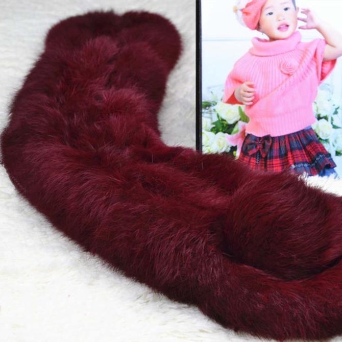 d77e2b7e4c2 Fashion Hiaojbk Store Women Winter Scarf Lady Casual Fur Scarves Fur ...