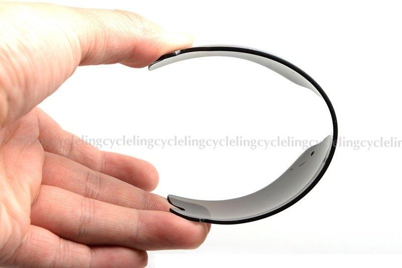 31cedbd9e1 Fashion RockBros Polarized Cycling Glasses Three Interchangeable ...