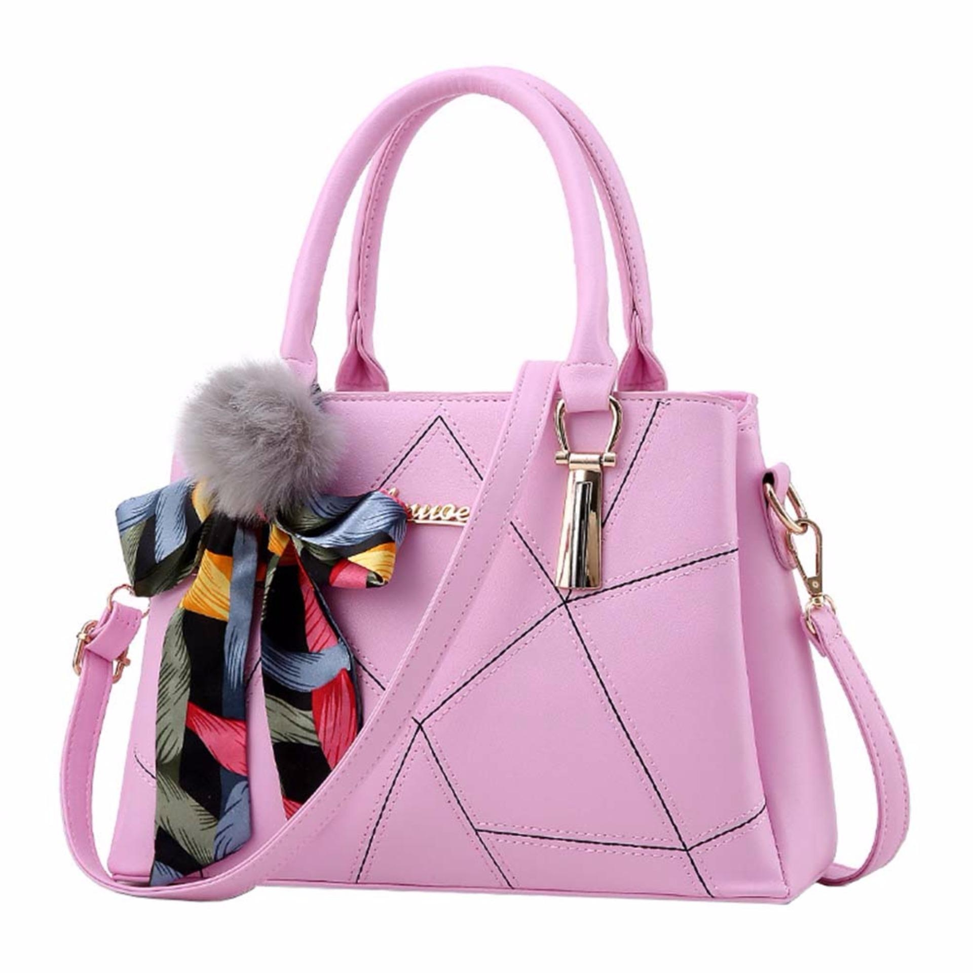 e71725d5cd Eleganya Korean Lady Women Hobo PU Leather Messenger Handbag Shoulder Bag  Purse H07. image. image. image. image. image