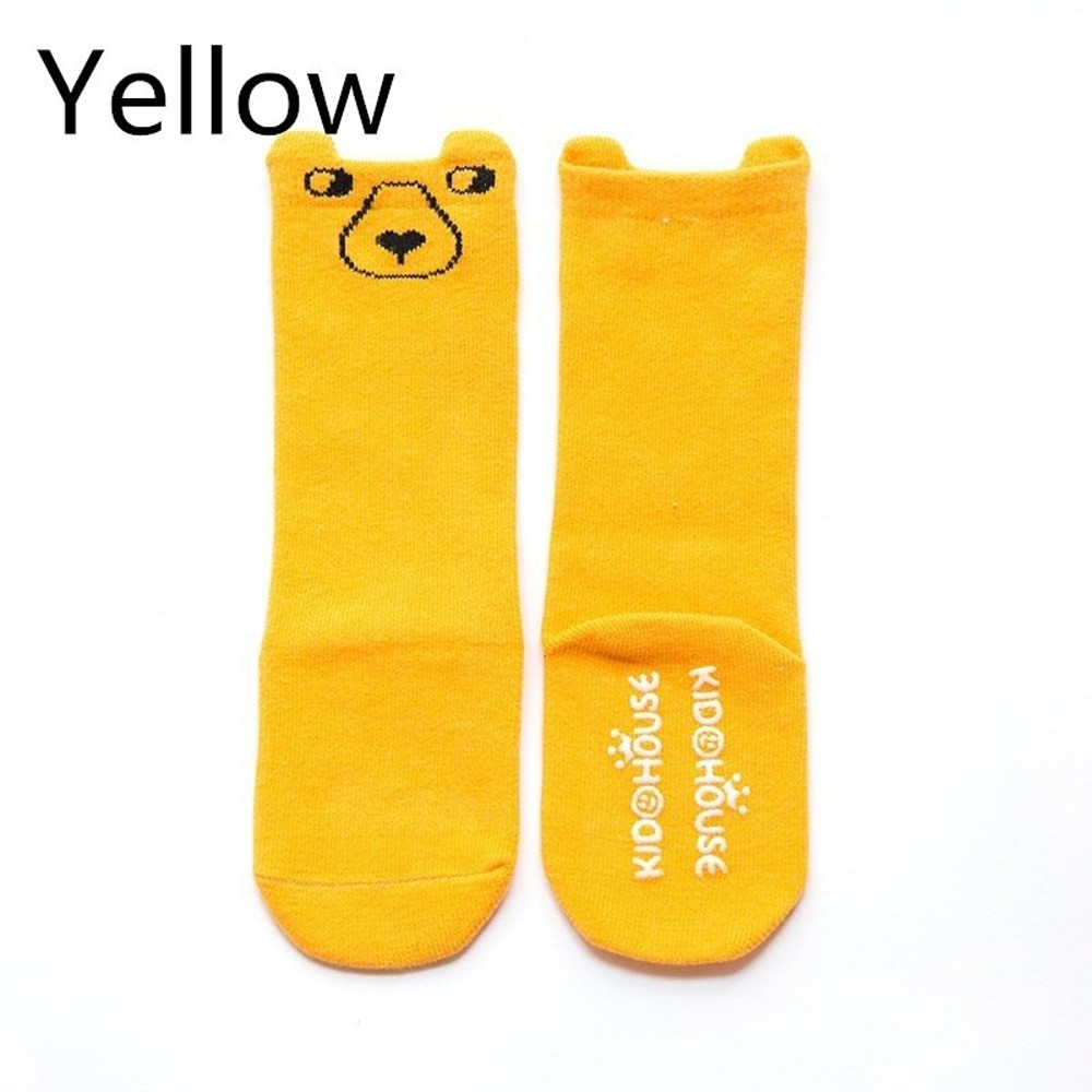 1e363f553 Fashion Braveayong Cute Fox Cotton Baby Kids Girls Toddlers Knee ...
