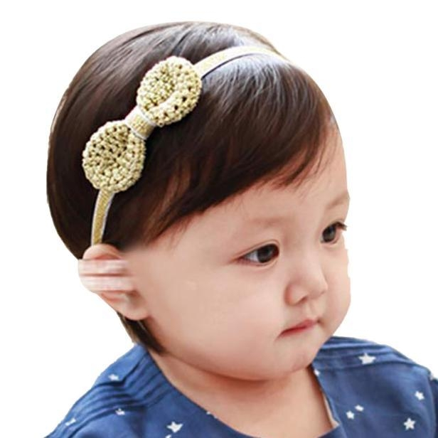 da4a6d0f28c Fashion Braveayong Girl Head Accessories Hairband Baby Elastic ...