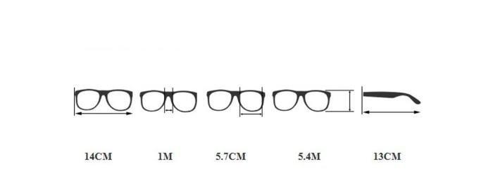 c8755d5719 Fashion EOZY Retro Women Large Frame Sunglasses Ladies Eyeglasses ...