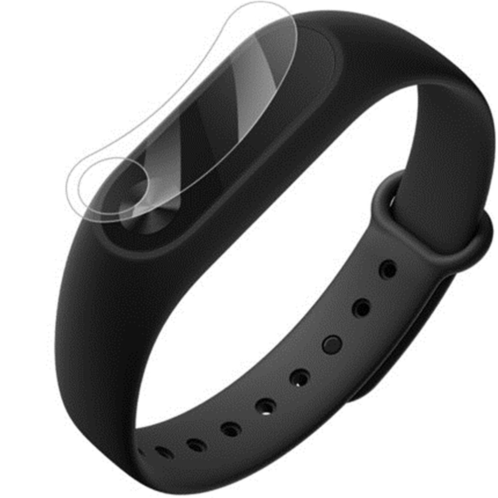 For Xiaomi Mi Band 2 Smart Wristband Bracelet Soft Screen Protector Film Guard 2PCS