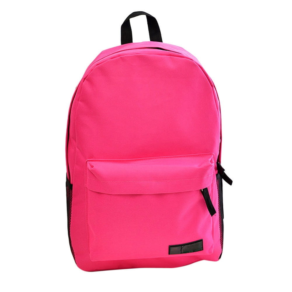 74a12e4f029ca Vs Pink Canvas Backpack – TLMODA