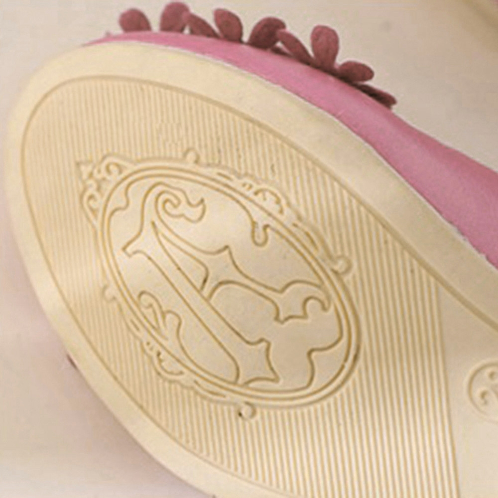 Fashion jiuhap store Baby Girls Flower Sandals Sneaker