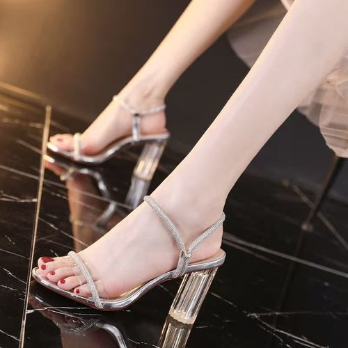 product_image_name-Fashion-Women High Heel Sandal Sexy Evening Party Dress Casual Shoes-1
