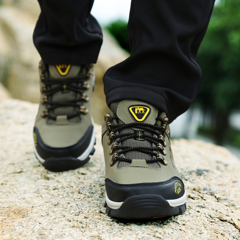 Men Fashion Low Vamp Outdoor Shoes