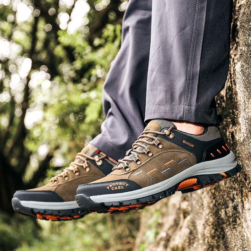 Men Outdoor Walking Leisure Sneakers