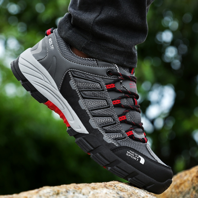 Men Outdoor Low Vamp Leisure Shoes