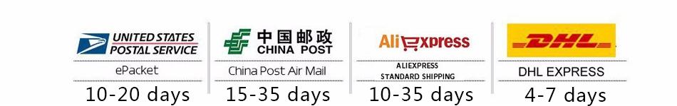 shipping days
