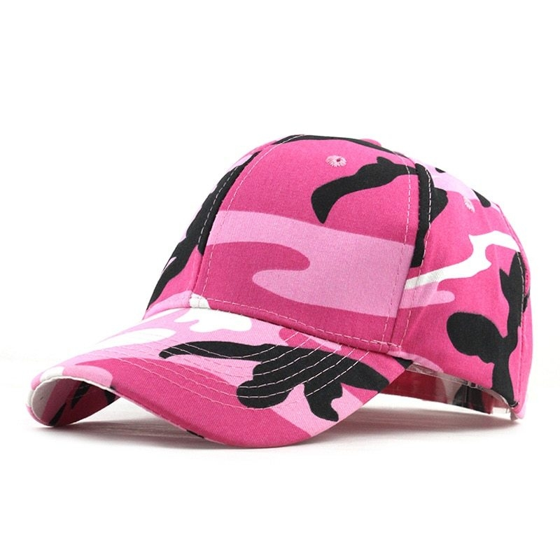 69c3174d39295 Generic Men Women Army Camouflage Camo Cap Casquette Hat Climbing ...