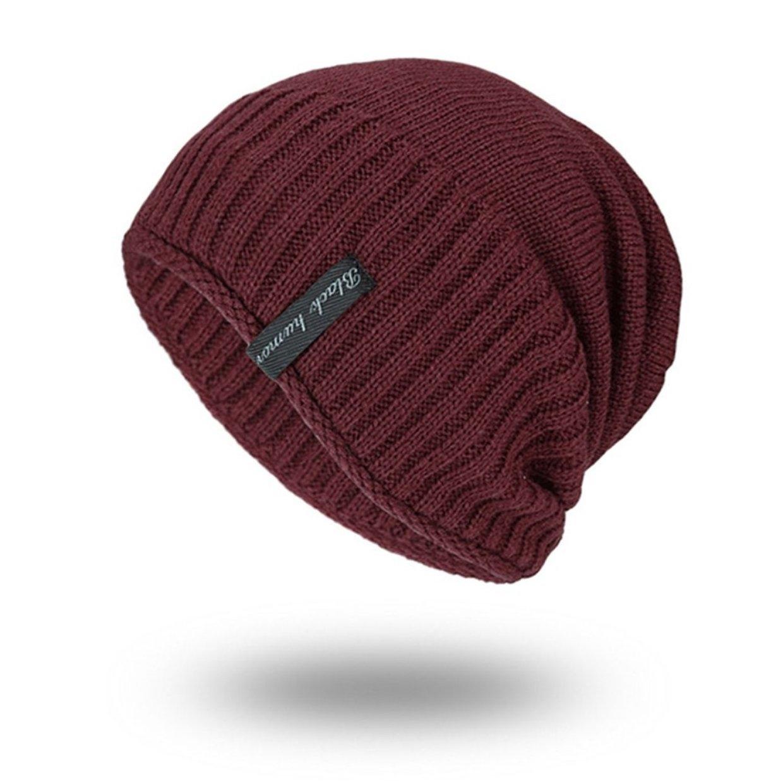 06ab66207 Generic TB Korean Style Men Women Winter Beanie Solid Color Hat ...