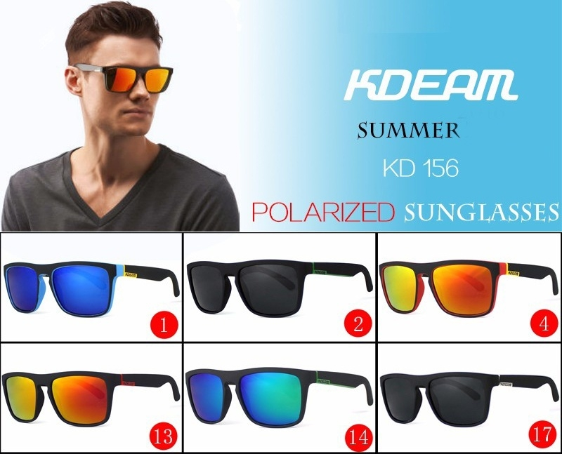 71e300905c Buy Generic KDEAM Riding Sunglasses Polarized Glasses Driving ...