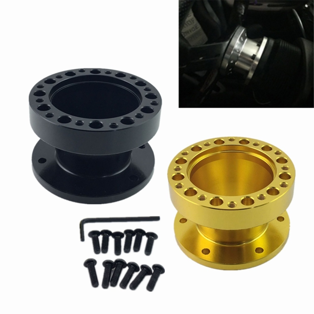 Generic RACING Universal Steering Wheel Hub Spacer 2 INCH 51cm