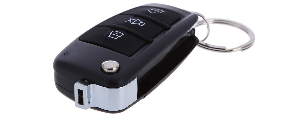 604 - 8118 Car Remote Central Lock Keyless Entry System with Remote Controllers