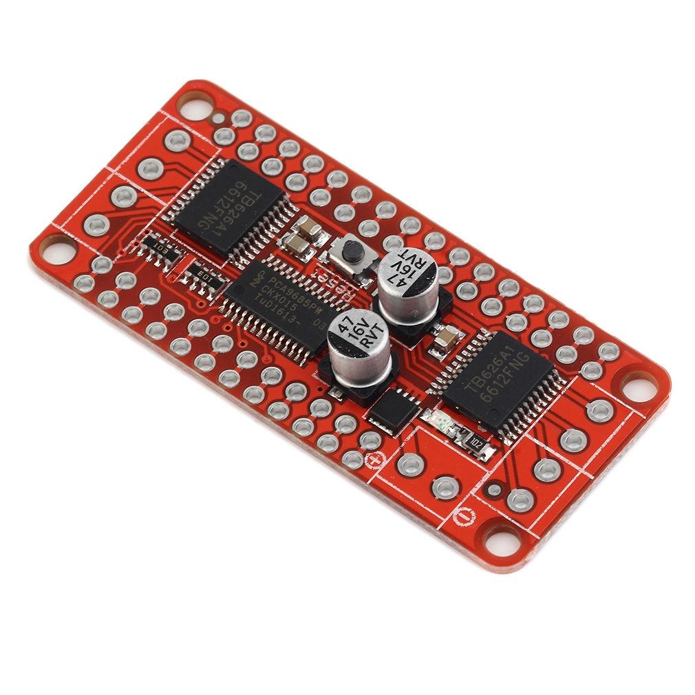Practical cjmcu dc stepper motor driver board for arduino