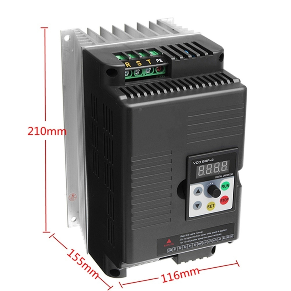 Buy Generic 55kw 380v Three Phase 3ph Variable Frequency Inverter Static Converter On 3 Circuit Breaker Wiring Diagram Image