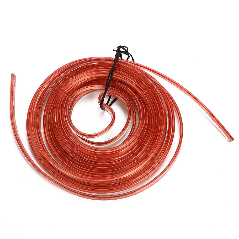 Buy Generic Amplifier Cable Car Installation Kits Pure Copper Clad Aluminum Wiring Core Material Wire Number Of Cores 500 The Main Purpose Audio Power 2000 Watt Peak